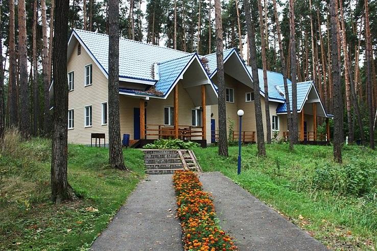 Пансионаты и дома отдыха в Твери